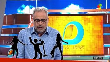 El palito de Jorge Rial