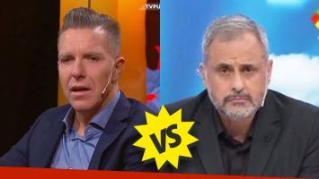 Alejandro Fantino versus Jorge Rial