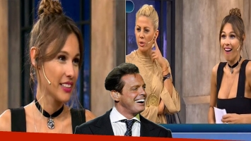 Barbie Simons confesó que Luis Miguel invitó a salir a Pampita