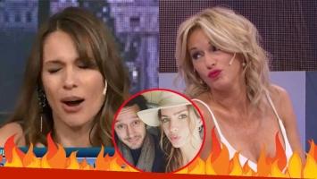 El sincericidio de Yanina Latorre, cara a cara con Pampita