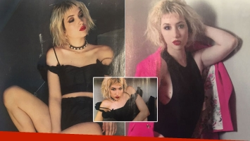 Sofía Gala y su presente lejos de las drogas (Fotos: revista Gente)