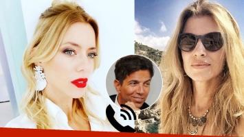 Nicole Neumann reveló que llamó a Daniela Urzi, en medio de los rumores de affaire con su marido