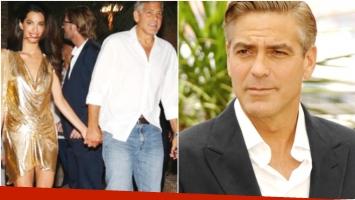 La nueva vida de George Clooney tras convertirse en padre primerizo de gemelos