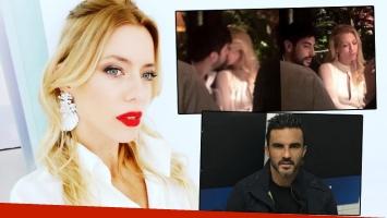 La furia Nicole tras las críticas por su viaje a España con Moyano ¿y palito para Cubero?