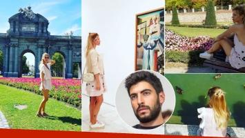 El álbum de fotos de Nicole Neumann en España