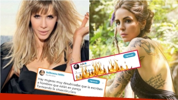 Cande Tinelli, durísima, en apoyo a Guillermina Valdés contra
