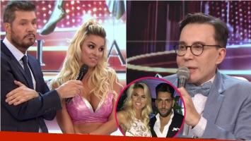 El picante comentario de Marcelo Polino a Ailén Bechara en su vuelta al Bailando