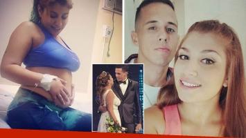 Karen Condratiuk y Alan Franzosi, de Despedida de Solteros, serán papás. (Foto: Instagram)