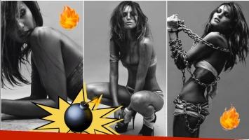 La producción ultra sexy de Pampita (Fotos: Instagram)