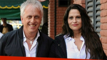 Andrés Nara ¿dejó por segunda vez a Carinara en vivo?