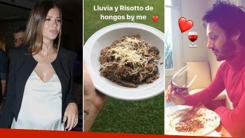 El rico menú vegetariano que la China Suárez le cocinó a Benjamín Vicuña