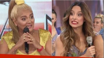 Gladys La Bomba Tucumana pinchó a Lourdes Sánchez en ShowMatch: