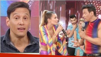 La escandaloa versión por la que Melina Lezcano habría pedido el reemplazo de su bailarín (Fotos: Captura)
