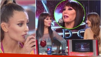 La picante teoría de Moria Casán sobre Melina Lezcano y Pampita (Fotos: Captura)