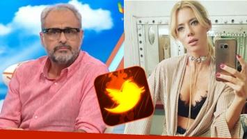 Jorge Rial y Nicole Neumann