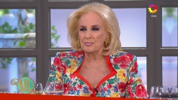 Mirtha Legrand, autocrítica
