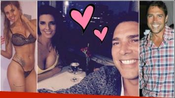 Matías Alé y Tamara Bella, cada día más juntos (Fotos: Web e Instagram)