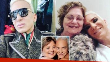 Flavio Mendoza sobre el duelo tras la muerte de su mamá