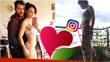 La reflexión de Adabel Guerrero luego de anunciar su embarazo tras cuatro años de lucha (Fotos: Instagram)
