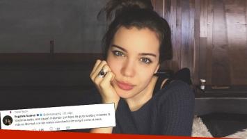 Malena Narvay confesó que tuvo un noviazgo tóxico