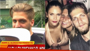 Mirá cómo reaccionó Lucas Rodríguez cuando le preguntaron si está de novio con Barbie Vélez