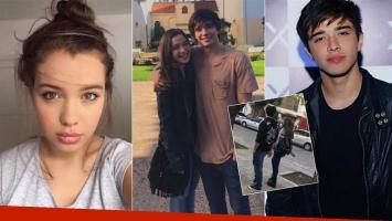 Malena Narvay y los rumores de romance con Julián Serrano