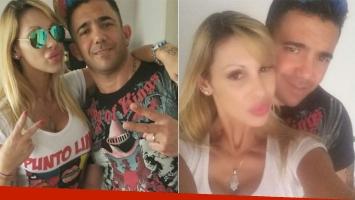 Mónica Farro se reencontró con Juan Suris tras quedar en libertad