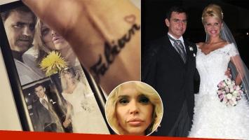 Nazarena Vélez recordó a Fabián Rodríguez con un cálido mensaje. (Foto: Instagram)