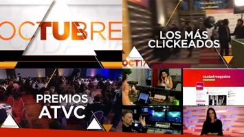 Octubre en Ciudad Magazine TV.