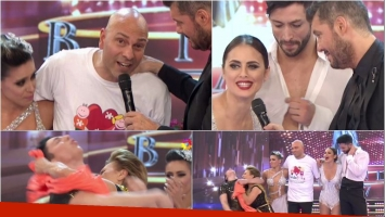 La doble eliminación de ShowMatch salvó a Consuelo Peppino e hizo caer a Silvina Luna y Fredy Villarreal. Foto: Captura