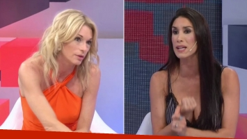 Picante cruce en vivo de Flor Marcasoli con Yanina Latorre