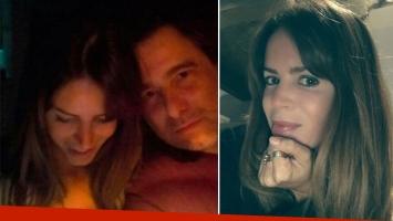 Marianela Mirra y Andrés Calamaro, ¿más que buenos amigos? (Foto: Instagram)