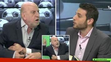 La feroz discusión entre Horacio Pagani y Esteban Edul