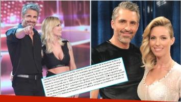 Rocío Guirao Díaz reveló el motivo por el que Nicolás Paladini no estará más en el Bailando (Fotos: Instagram)