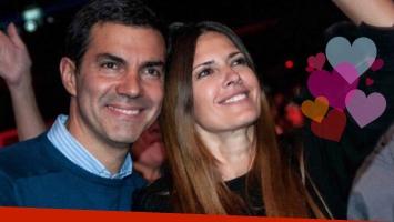 La felicidad de Juan Manuel Urtubey tras la confirmación del embarazo de Isabel Macedo: Estamos con toda la ilusión...