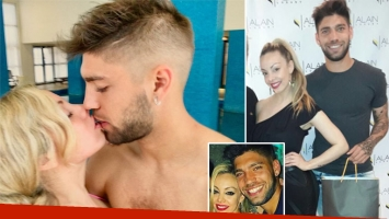 Gisela Bernal presentó a su novio futbolista en Instagram: Bichito de luz