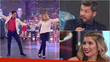 Tinelli tentó a Inés, la mamá de Laurita Fernández para Bailando 2018... ¡y hasta le tomó una prueba! Foto: Captura