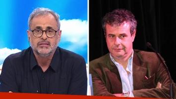 El fuerte discurso de Jorge Rial contra Ari Paluch