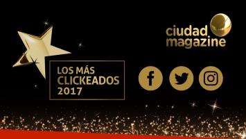 Los Más Clickeados 2017, el premios a las estrellas que más brillan en Internet