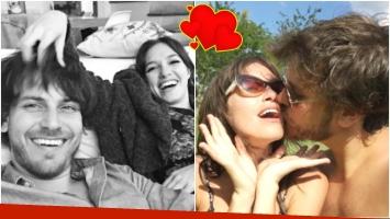Andrés Gil y Candela Vetrano, un amor que superó las distancias (Fotos: Instagram)