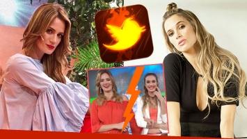 El sorpresivo cruce en Twitter de Paula Chaves y Chechu Bonelli: ¡Hay que reírse un poco más!