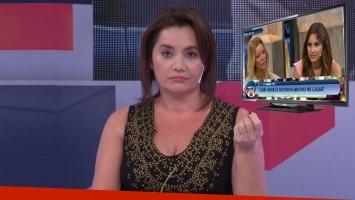 Fuerte sincericidio de Nancy Pazos a Nicole Neumann tras su nota con Pampita: No es que no fuiste mala, no fuiste...