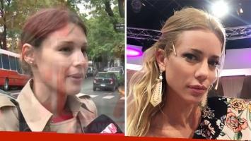 Pampita respondió las quejas de Nicole Neumann tras la picante entrevista cara a cara