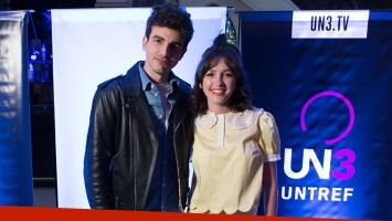 Candela Vetrano estrenó la serie Soy Ander