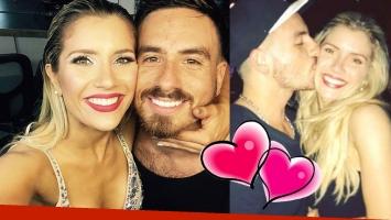 Laurita Fernández publicó una postal romántica junto a Fede Bal, ¡con piropo incluido!: Los ojos más lindos