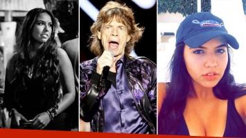 Noor Alfallah, la nueva novia de Mick Jagger. Foto: The Sun