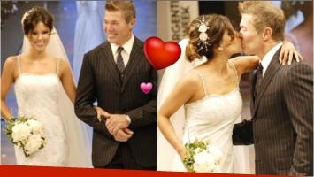 Barby Franco y Fernando Burlando se casan este verano (Fotos: Web)