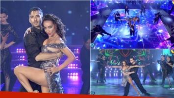 Mora Godoy abrió el tango en Bailando 2017. Foto: Captura