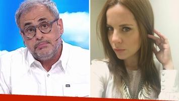 Jorge Rial habló tras la citación a indagatoria de Agustina Kämpfer