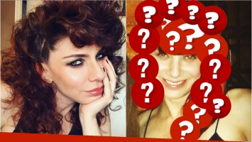 El drástico cambio de look de Romina Gaetani, de morocha con rulos… ¡a súper pelirroja con flequillo!: